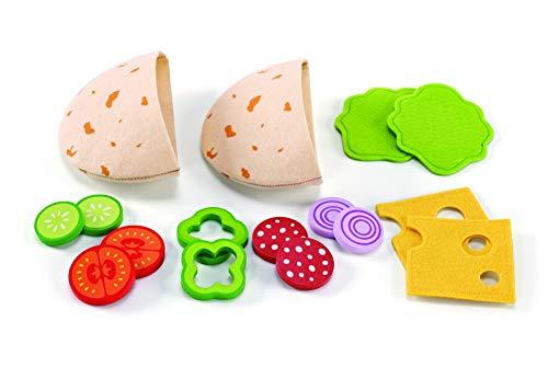 Award Winning Hape Pita Pocket Play Kitchen Play Set