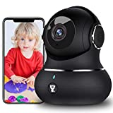 Littlelf Indoor WiFi Camera, Dog Camera,1080P Pan/Tilt Home <span class='highlight'>Security</span> Camera with Rotational 360 Coverage Viewing, Motion Detection,2-Way Audio,Night Vision for Baby/Elder/Pet Work with Alexa