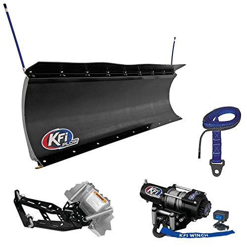 New New KFI 60 Pro-Poly Snow Plow System - 2011-2014 Bobcat 3400 Series UTV UTV