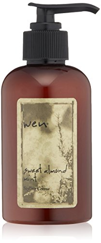 wen hair products WEN Sweet Almond Mint Styling Creme 6oz