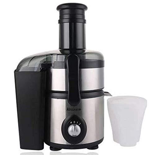 Juicer Machines, exprimidor de masticación de exprimidor, exprimidor pequeño, 400W eléctrico Juicer frutas verduras Juicería lentamente extractor Juicer Fruit Fruit Boting Centrifugal Juicer Machine f