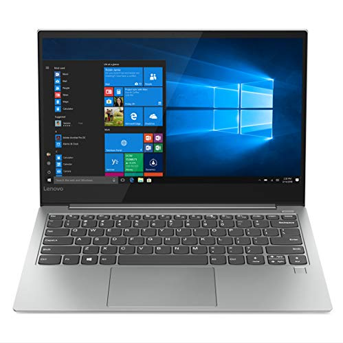 Lenovo Yoga S730 Notebook, Display 13,3' Full HD IPS, Processore Intel Core i5-8265U, 512GB SSD, RAM 8GB, Fingerprint, Windows 10, Platinum