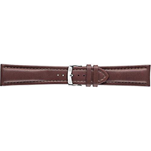 [モレラート]Morellato WIDE ワイド 時計ベルト 22mm ダークブラウン カーフ時計ベルト U4026 A37 034 022