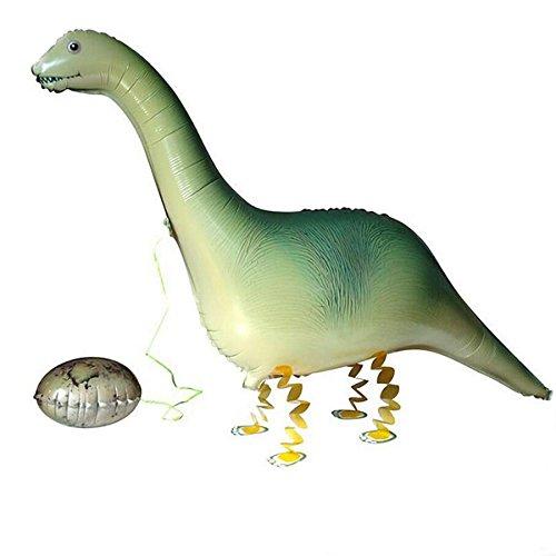 TOYMYTOY Tierische Folie Ballon Party Mylar Luftballons für Kinder (Dinosaurier 1)