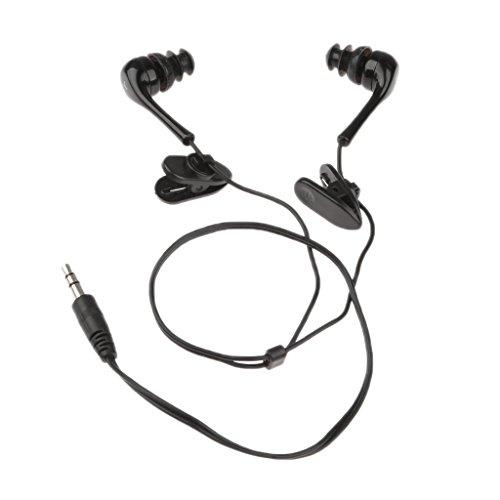 #N/A Auriculares Estéreo En La Oreja Auriculares con Micrófono Conector De 3,5 Mm para Mp3 - Negro