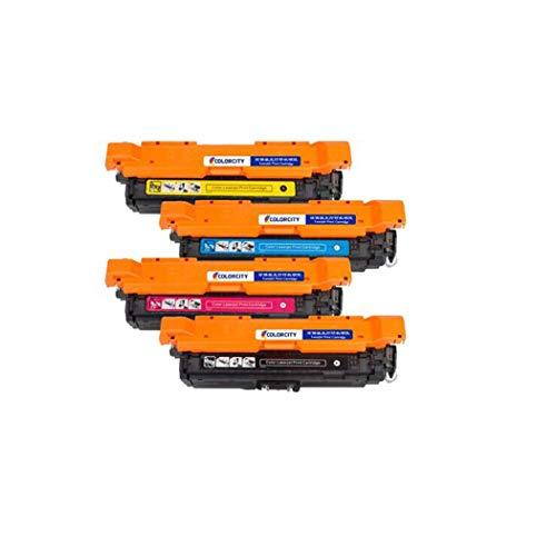 Modelo original de alto rendimiento CC360A compatible con HP/HP Color LaserJet M552DN / M553N / M553x / M553DN Máquina láser 4colors