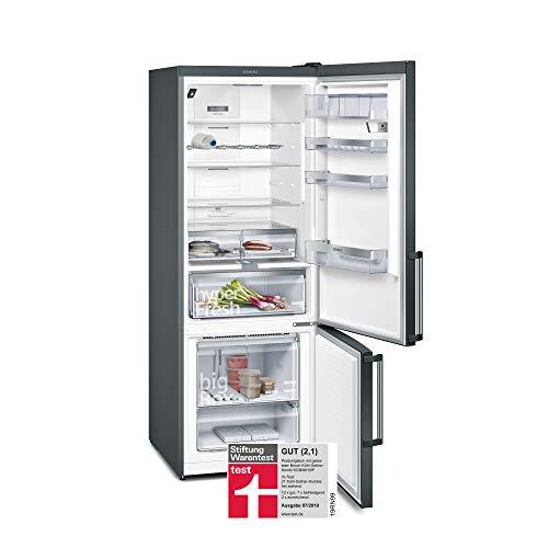 Siemens iQ500 KG56NHX3P Libera installazione 505L A++ Acciaio inossidabile frigorifero con congelatore