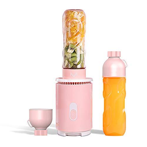 BABI Draagbare Blender Oplaadbare Persoonlijke Blender Fruit Blender voor Smoothies, IJs, Smoothies, Bevroren Fruit en Groente Drankjes,1