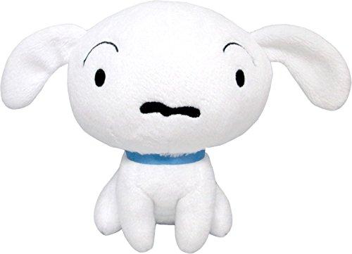 Crayon Shin-chan Shiro (S) stuffed toy height 14cm by Sanei