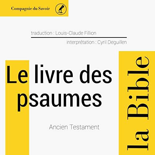Couverture de Le livre des Psaumes