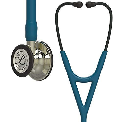 Estetoscópio Littmann Cardiology Iv Caribe Champagne - 6190