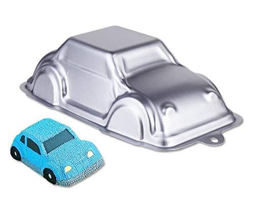 GXHUANG 9.6 inch Vehicle Cars Mold Aluminum Alloy Cake Baking Pan (Car)