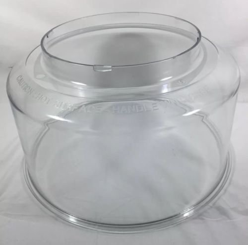 NUWAVE OVEN CLEAR DOME
