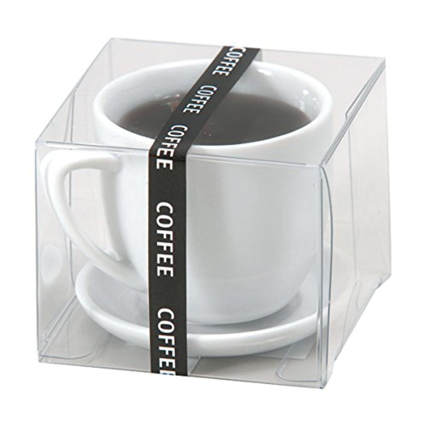 喪ダイアクリティカル構造ホットコーヒー ローソク