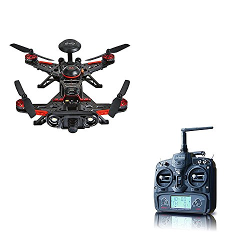 Walkera Runner 250 Advance with 800TVL Camera Racer RC Drone Quadcopter RTF with DEVO 7/OSD/Camera - RTF Version