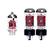 Replacement Valve Kit for Fender Super Champ XD (1 x ECC83 2 x Matched 6V6S)