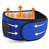 Bias&Belief Cinturón De Soporte Lumbar,Cinturón De Fijación para Alivio del Dolor,Cinturón De Protección De Cintura con Presión De Calor Soporte,Soporte Transpirable para La Columna Lumbar