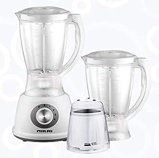 Nikai Blender with dry mill • Blending Jar Capacity 1.5L-NB2929EBU
