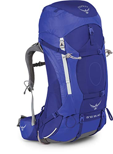 Osprey Ariel AG 55 Backpack Women tidal blue Size M 2020 outdoor daypack