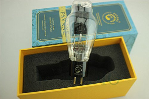PSVANE WE300B 黒ベース 正規工場特注品マッチドペア(2本) 真空管