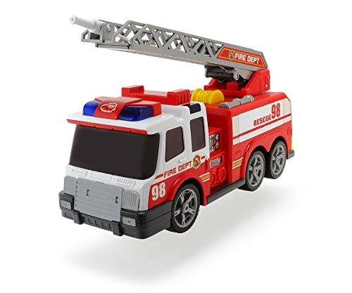 Dickie - Camión de Bomberos, Color Rojo ( 3308358)