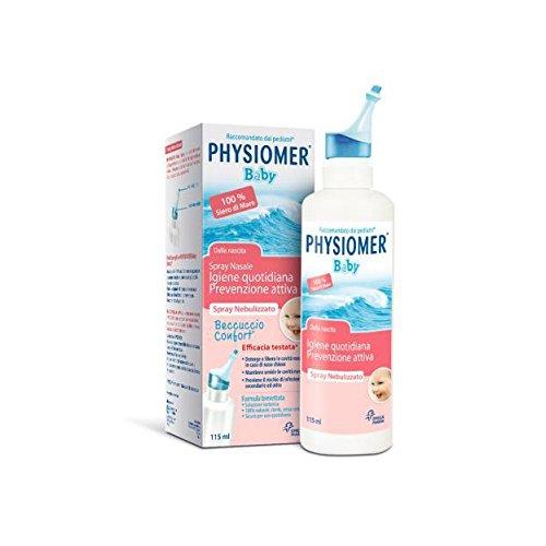 Physiomer Baby Spray Nebulizzato, 115 ml