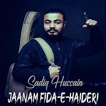 Jaanam Fida-E-Haideri