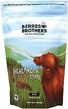 Berres Brothers Highlander Grogg Decaf Coffee, 10 ounce Bag of Ground Coffee, Combination of Caramel, Butterscotch and Hazelnut, Medium Roast, Gourmet Coffee, Decaffeinated Roasted Ground Coffee