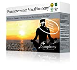 Femmenessence MacaHarmony - All Natural Gelatinized Maca Supplement to Support Women's Hormone Balance, PMS, Acne & Healthy Skin, Regular Menstrual Cycle & Fertility (120)