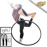 Play Juggling - Aro para disciplinas y acrobatía aérea, Lira para Hacer acrobatía aérea, acróbatas de Circo, Lyra