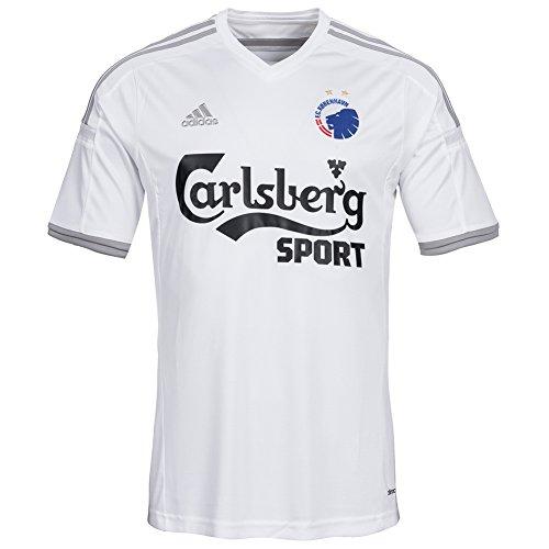 FC Kopenhagen adidas Heim Trikot F81614