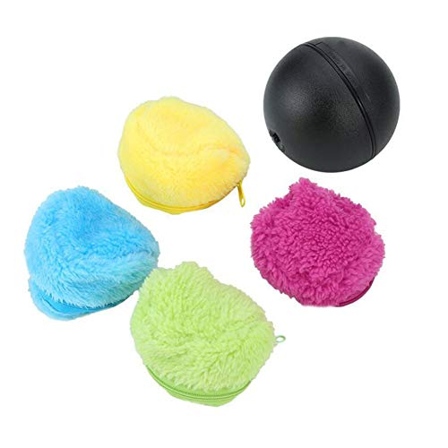 Starmood Dust Gone Automatischer Rollball Elektrischer Staub Reiniger Mocoro Mini Sweeping Haushaltsbedarf