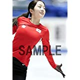 本田真凜 フィギュアスケート 2Lサイズ写真2枚 3