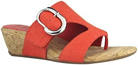 Impo GIVANA Wedge Sandal with Memory Foam