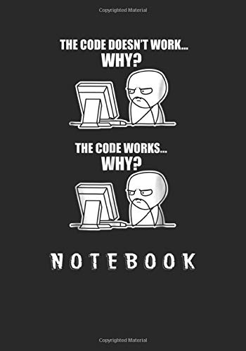 Notebook: Funny-Programmer-Tshirt-Life-Easier-Source-Code-Tee-Tshirt.Image.Marked.Pdf Composition or Notebook | Large Size 7X 10 x 125 Pages | Blank Ruled Lined Journal for Taking Note and Journal
