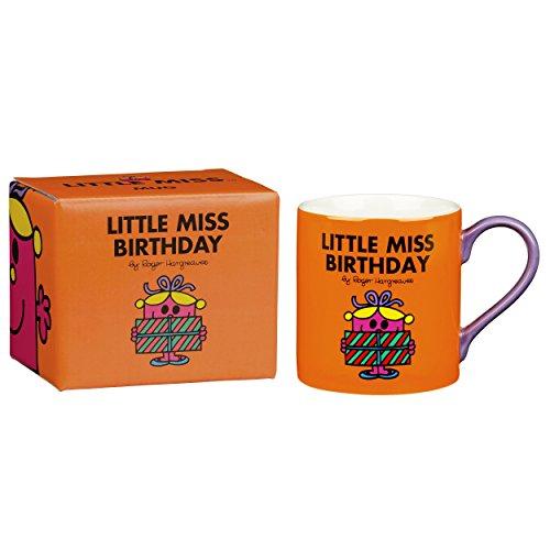 Mr. Men Little Miss, Little Miss Naughty Taza, cerámica, Naranja, 11.9x9.4x9.3 cm