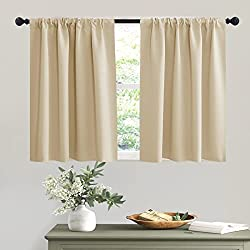 8 Varieties Of Kitchen Curtains To Know