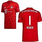 adidas FCB FC Bayern München Trikot Home Heimtrikot 2019 2020 Kinder Neuer 1 Gr 176