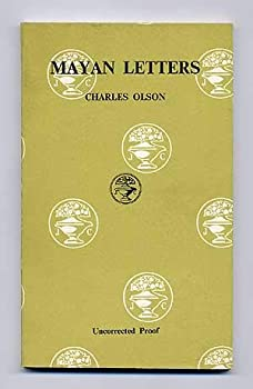 Paperback Mayan letters; (Cape editions, 17) Book