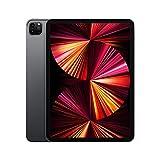 2021 Apple iPad Pro (de 11 Pulgadas, con Wi-Fi, 128 GB) - Gris Espacial (3.ª generación)