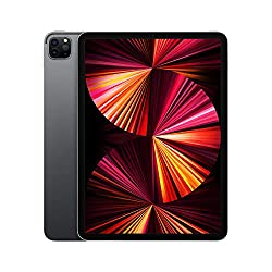 Apple M1 chip for next-level performance Stunning 11-inch Liquid Retina display with ProMotion, True Tone, and P3 wide color TrueDepth camera system featuring Ultra Wide front camera with Center Stage 12MP Wide camera, 10MP Ultra Wide camera, and LiD...