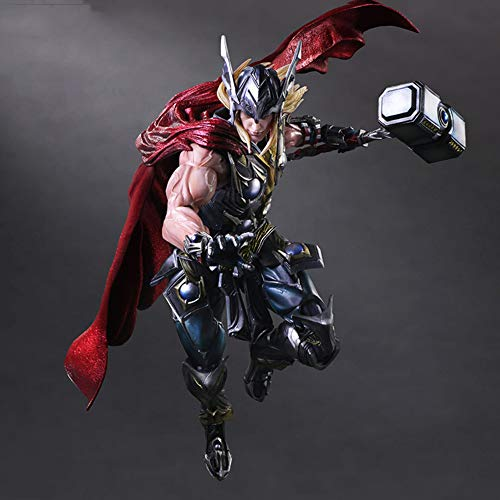 Action Figure Thor SHF Cambia Modello Marvel Avengers: Infinity War 27cm
