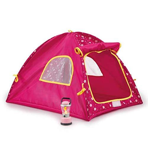 B Friends Addo Puppen Camping-Set mit Zelt und Laterne