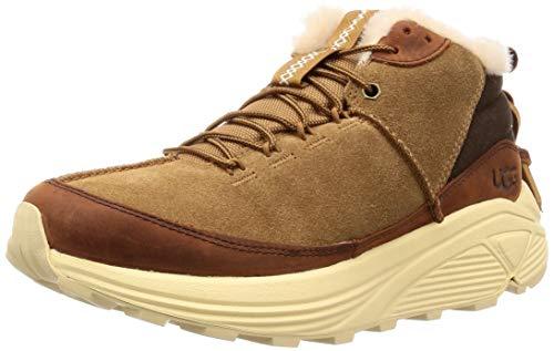 UGG MIWO Trainer High Chaussures DE Sport pour Homme Marron 1104971CHE