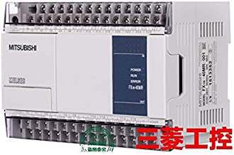 Lysee PLC FX1N-14MR-001 24/40/60MT programmable controller industrial control board - (Color: FX1N-24MR-001)