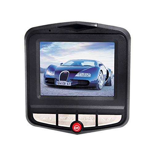 Car Dash camera met Bluetooth koptelefoon, 1080P HD DVR rijden Recorder met 140 ° (groothoek zonder SD-kaart)