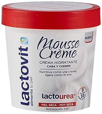 Lactovit Mousse Crème Hidratante