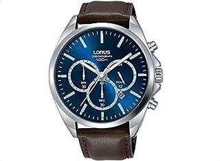 لوراس ساعة للرجال - حزام جلد - RT367GX9
