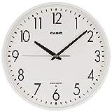 CASIO(カシオ) 掛け時計 電波 アナログ ウェーブセプター ホワイト IQ-1070J-7JF