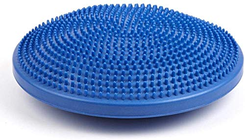 ytrew Air Stability Wobble Board Cushion (35cm) - Improve Balance & Coordination, Posture Trainer, ADHD Fidget Sensory Cushion, Encourges Active Sitting, Fitness Exercise Workout